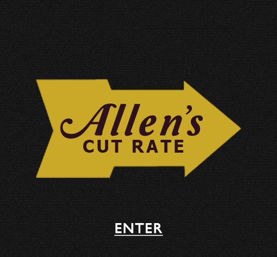 Alen's Cut Rate Perfumers